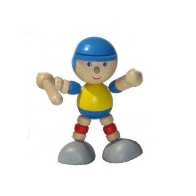 Sportsman i trä - Baseboll