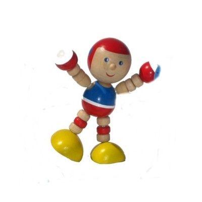 Sportsman i trä - Boxare