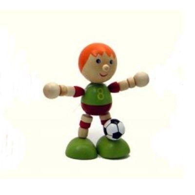 Sportsman i trä - Fotboll