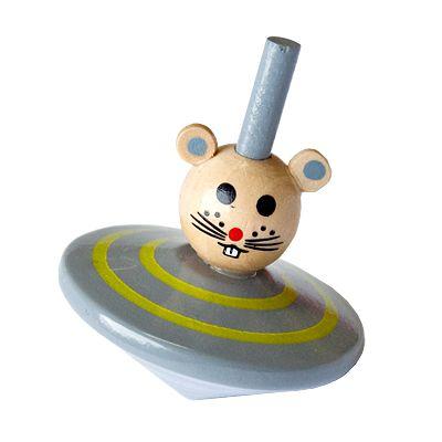 Snurra i trä - mus