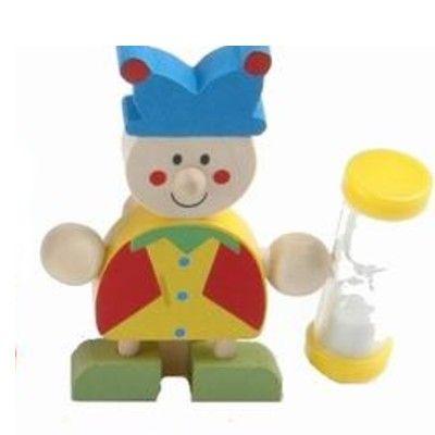 Tandborsthållare - clown
