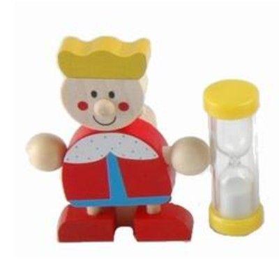 Tandborsthållare - kung