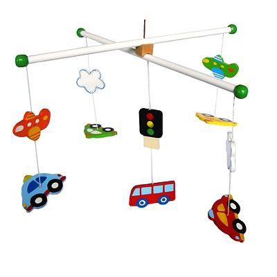 Mobil i trä - bilar