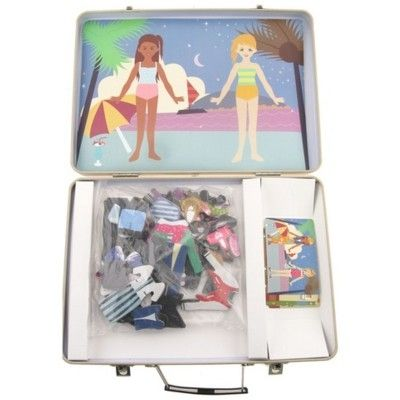 Magnetpussel - Klä ut barnen