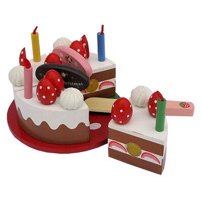 Tårta i trä - Fairy Picnic Cake
