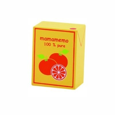 Leksaksmat - apelsinjuice i drickkartong