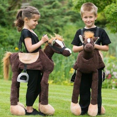 Utklädning - Häst - 2-6 år