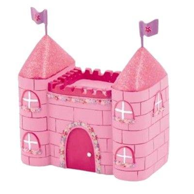 Sparbössa - rosa slott