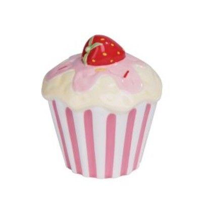 Sparbössa i porslin - cupcake