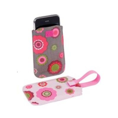 iPhone-fodral med blommor