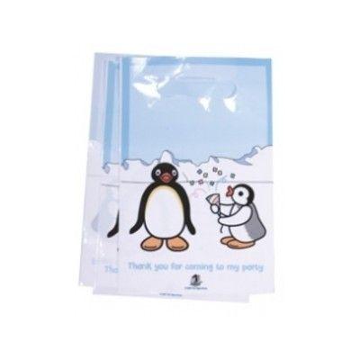 Godispåsar till kalaset - Pingu