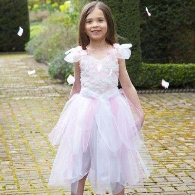 Feklänning - sockervadd, 6-8 år