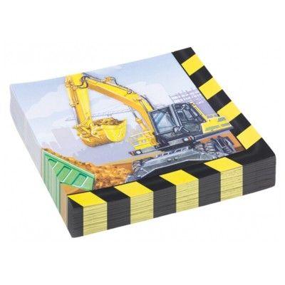 Kalasservetter - Construction - 20 st