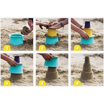 Sandleksak - alto - bygg som ett proffs