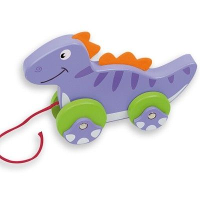 Dragdjur - dinosaurie