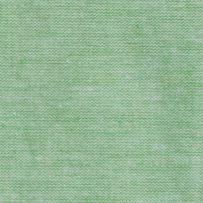 Kuddfodral - ljusblå - prickig med virkade blommor