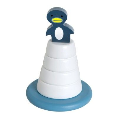 Stapeltorn - pingvin på isberg - ekologisk från Franck & Fischer