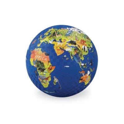 Lekboll - 13 cm - världen