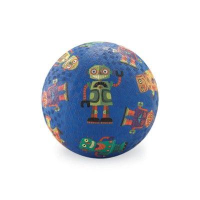 Lekboll - 13 cm - robotar