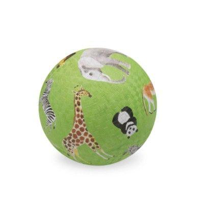 Lekboll - 13 cm - vilda djur