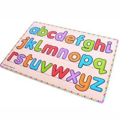 Lär dig skriva små bokstäver - bigjigs