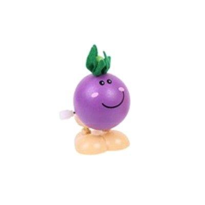 Skuttande frukt - plommon