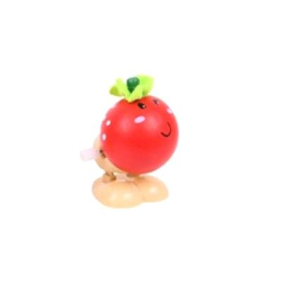 Skuttande frukt - jordgubbe