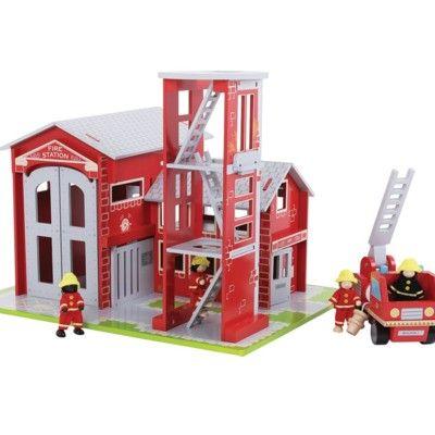 Brandstation - Bigjigs