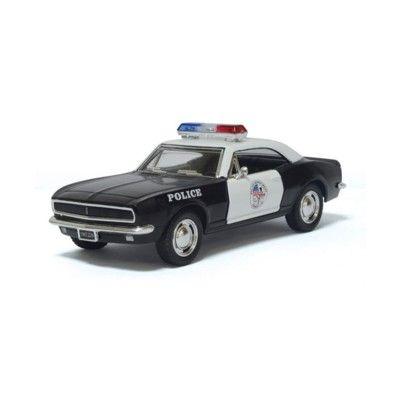 Bil i metall - Chevrolet Camaro Z-28 polis (1967)