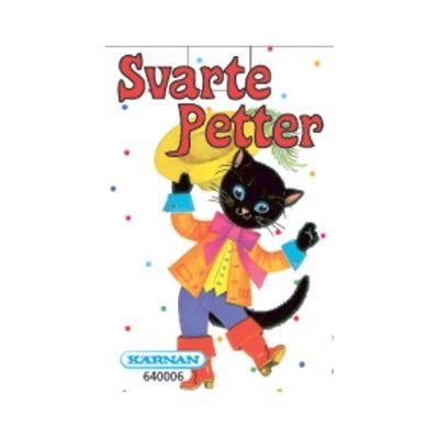 Kortspel - Svarte Petter