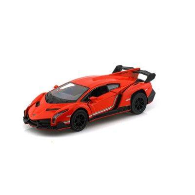 Bil i metall - Lamborghini Veneno - orange