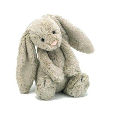 Kanin - gosedjur - beige - 31 cm - Jellycat