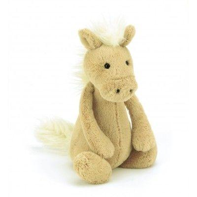 Häst - gosedjur - 31 cm