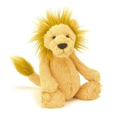 Lejon - gosedjur - 31 cm - Jellycat