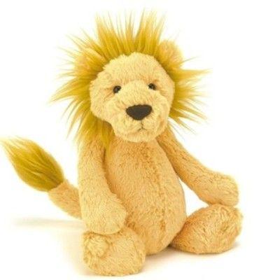 Lejon - gosedjur - 30 cm - Jellycat