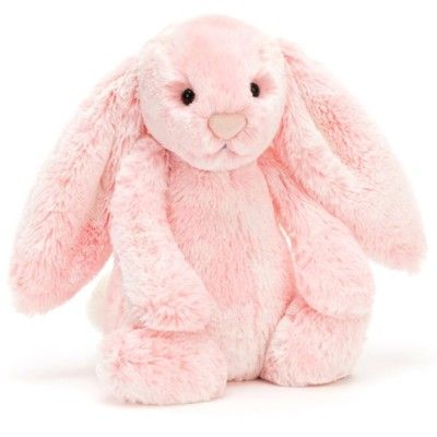 Bashful Peony Bunny - gosedjur kanin - 31 cm - Jellycat