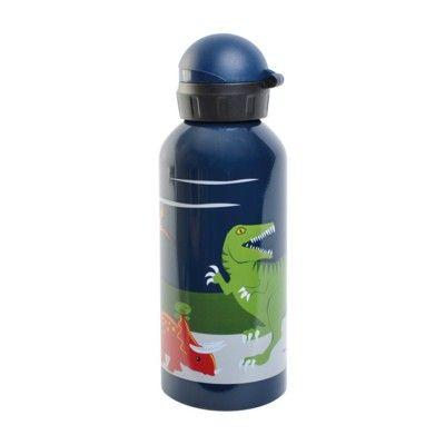 Drickflaska med dinosaurie