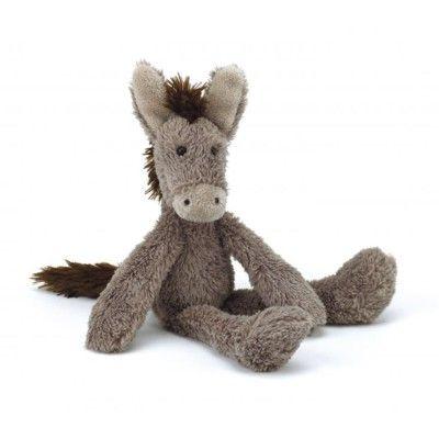 Häst - gosedjur - 25 cm