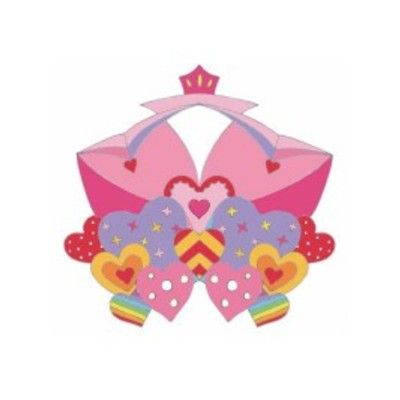 Mask - Blomsterprinsessor