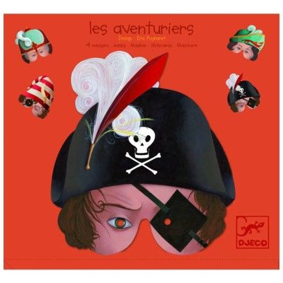 Mask - Pirat