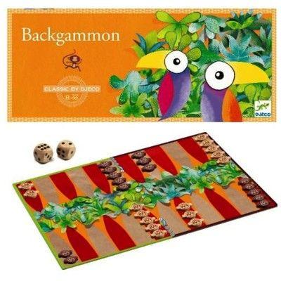Spel - Backgammon