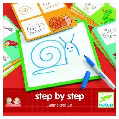 Rita - Step by step - Animo and Co - Djeco