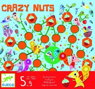 Spel - Crazy nuts - Djeco