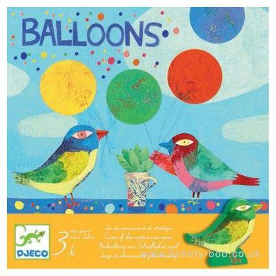 Spel - Balloons - Djeco