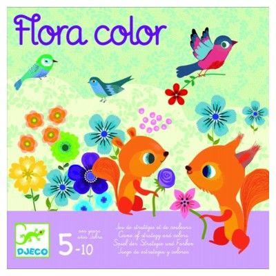 Spel - Flora color - Djeco