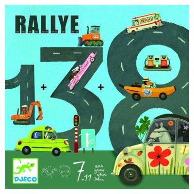 Spel - Rallye - Djeco