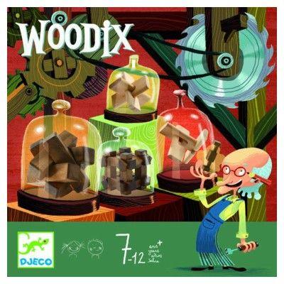 Spel - Woodix - Djeco