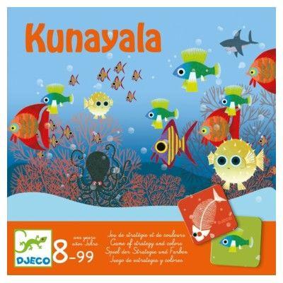 Spel - Kuna yala - Djeco