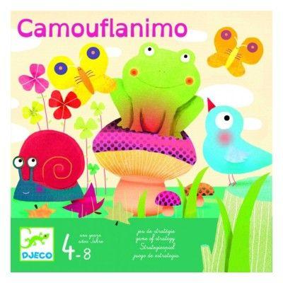 Spel - Camouflanimo - Djeco