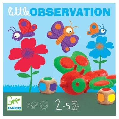 Spel - Little observation - Djeco